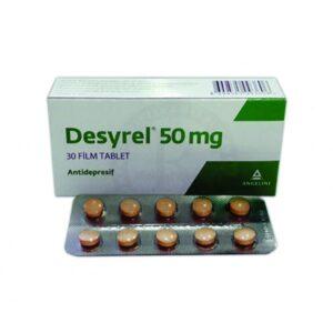 Desyrel-trazodone